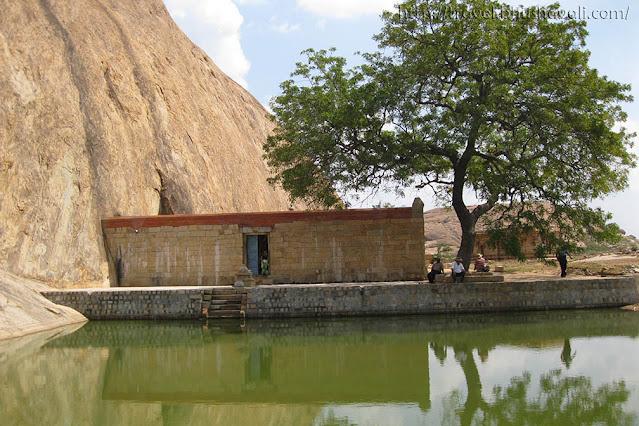 Kadambarmalai Pudukottai Places to visit Tamil Nadu
