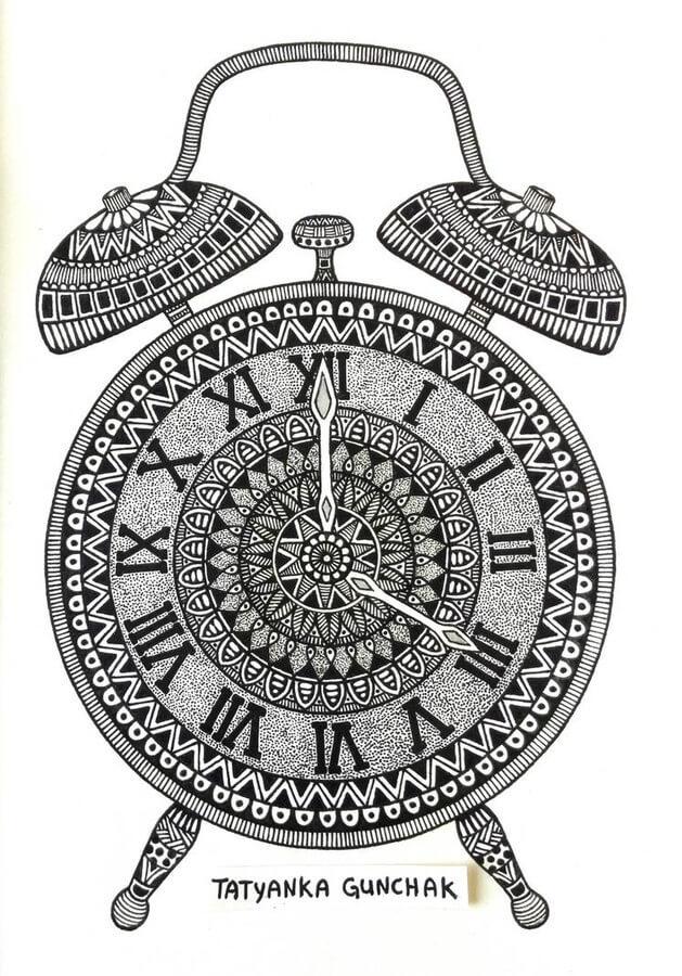 Clock by T. Gunchak