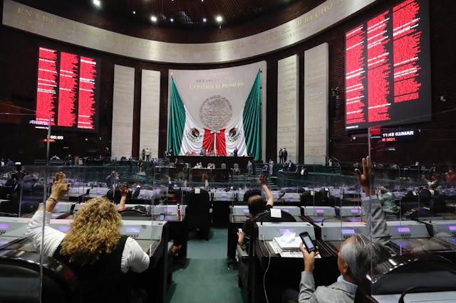 Por consenso, la Cámara de Diputados aprueba reformar la Ley del Servicio Militar
