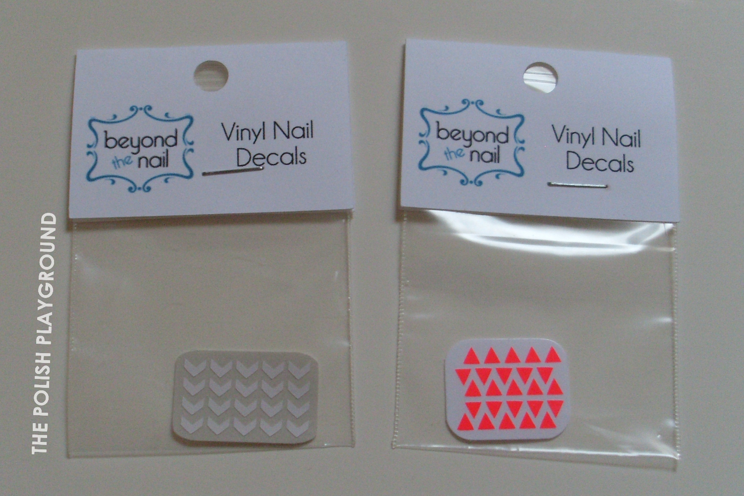 Beyone the Nail -  Nail Decal Vinyls