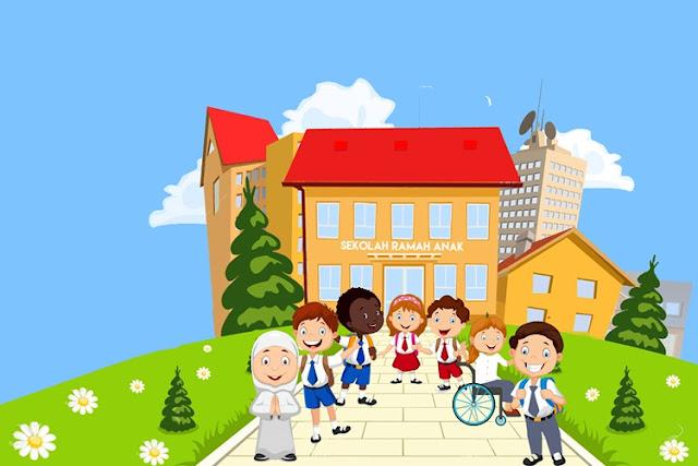 Mengenal dan Cara Mengembangkan Sekolah Ramah Anak