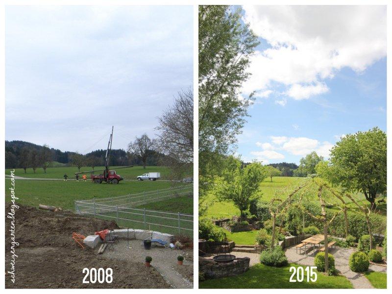 Ein Schweizer Garten: 10 Jahre Ein Schweizer Garten