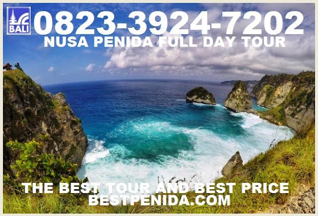 Tour 1 hari ke Nusa Penida
