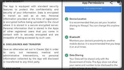 arogya setu cowin 20 mobile app