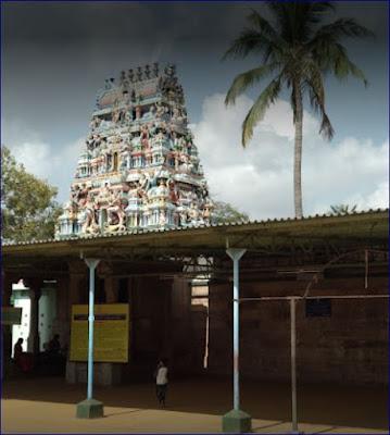 Kundadam Vaduganathan Temple