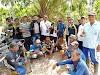 Lembaga Jemad Dan CV.BSI Beri Bantuan Bibit Manggis Kepada 4 Kelompok Tani
