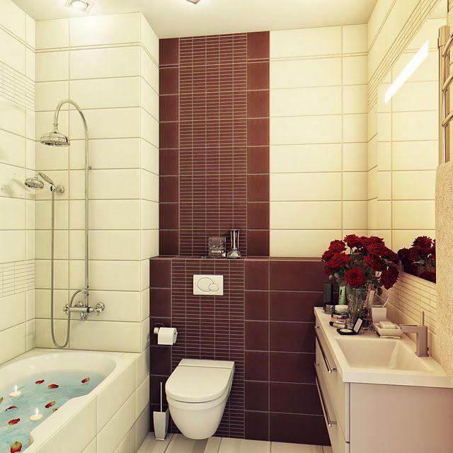 Interior Design For Bathroom In America