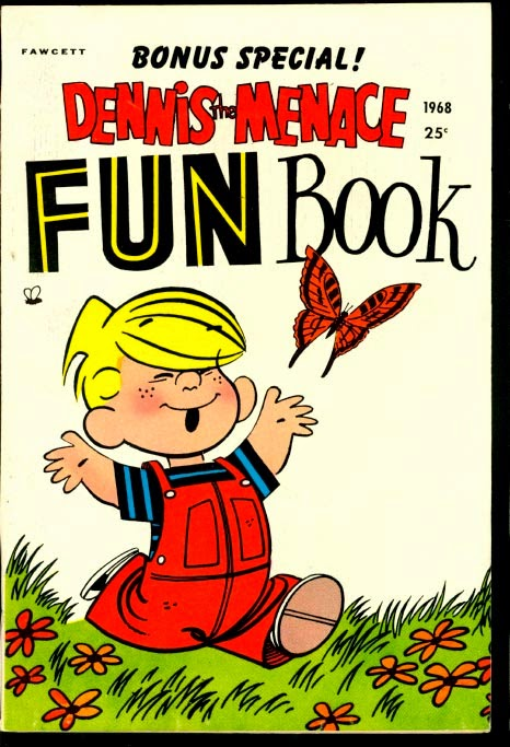 PIMENTINHA (DENNIS THE MENACE)