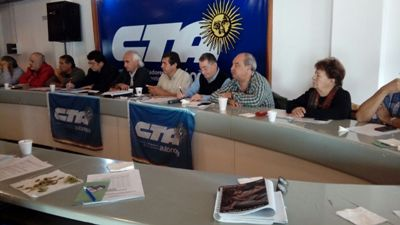14 de junio: Jornada Nacional de Lucha de la CTA Autónoma