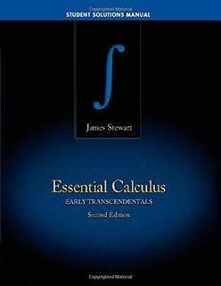 Essential Calculus Early Transcen James Stewart