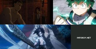 Anime Superpower Terbaru dan Terbaik