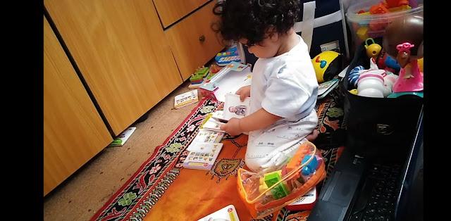 تعليم الطفل الكلام في منهج منتسوري
