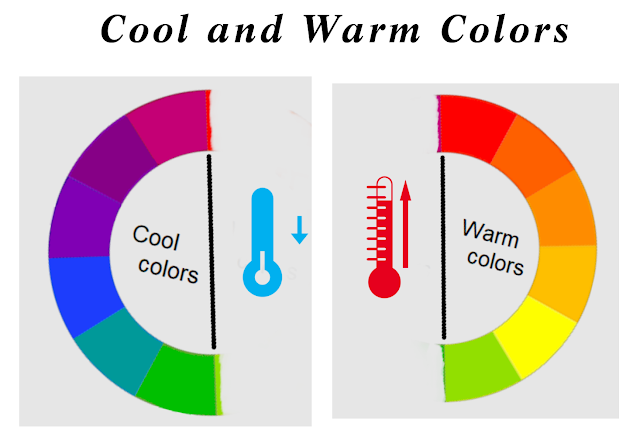 Warm and Cool Colors