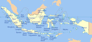 Jumlah Kabupaten Dan Kota Di Indonesia 2016
