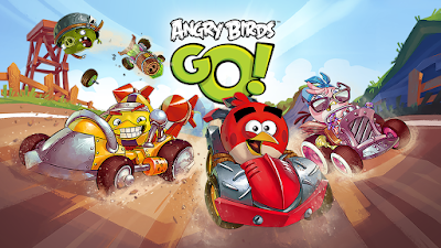 Angry Birds Go Unlimited Coins, تحميل angry birds go مهكره مجانا