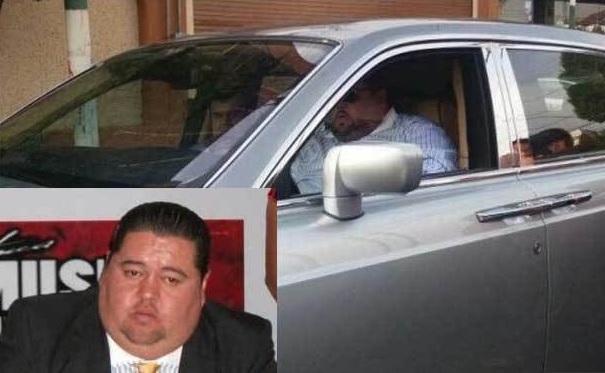 Gordo en Toluca