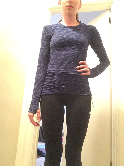Athleta Fastest Track Top Review