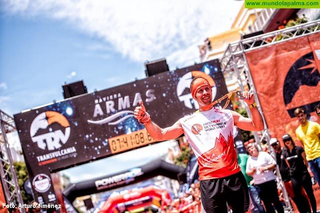 Pere Aurell defenderá su condición de ganador en la Transvulcania 2019