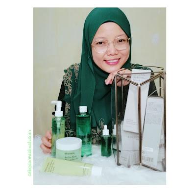 mediheal, mediheal tea treee biome skincare, mediheal korea, skincare Korea best, best ke mediheal tea tree biome skincare, mediheal hyun bin,