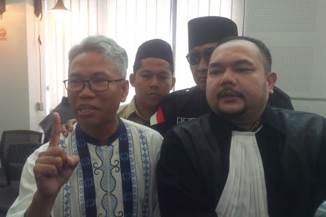 Bersumpah Dibawah Al Qur'an Selanjutnya Buni Yani Curhat Pada Hakim Begini