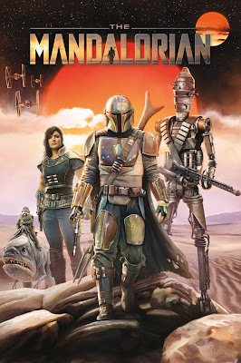 The Mandalorian S01E05 1080p – 720p Dual Latino/Ingles