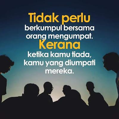 Jangan Cakap Orang Kalau Diri Sendiri Lebih Kurang