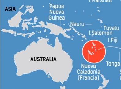 Nueva Zelanda ordena a su población huir de la costa tras confirmase un tsunami