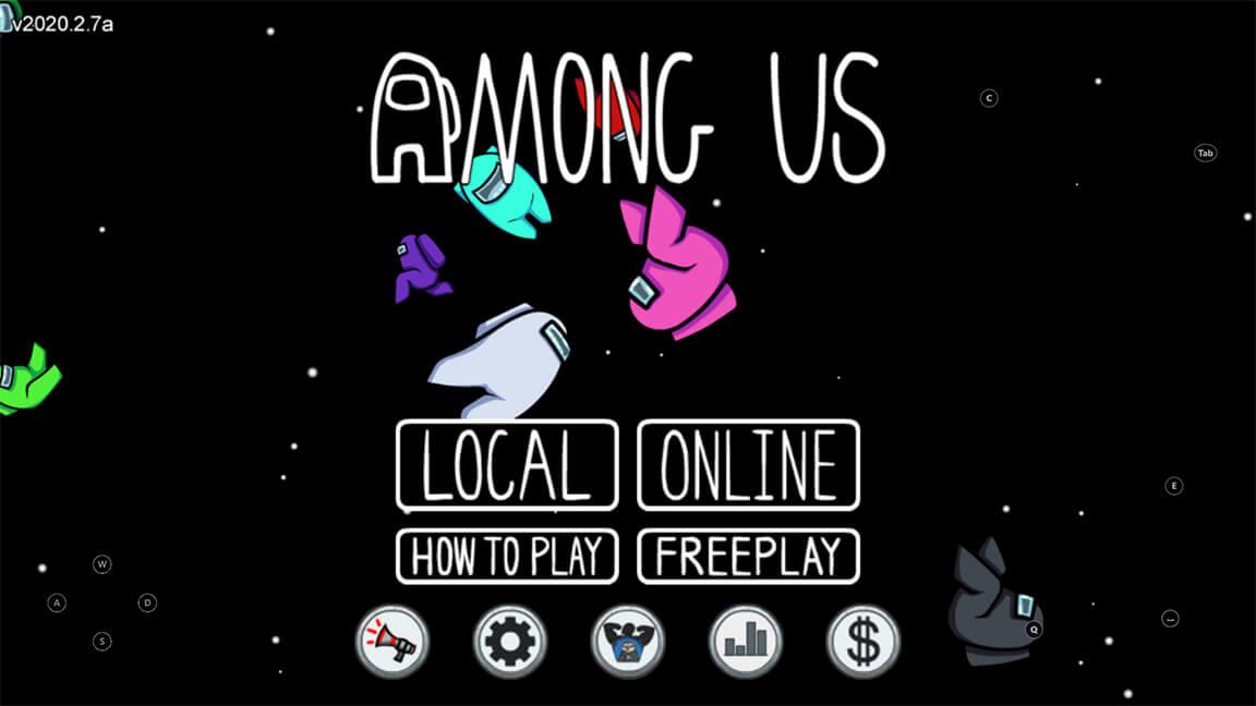 لعبة Among Us