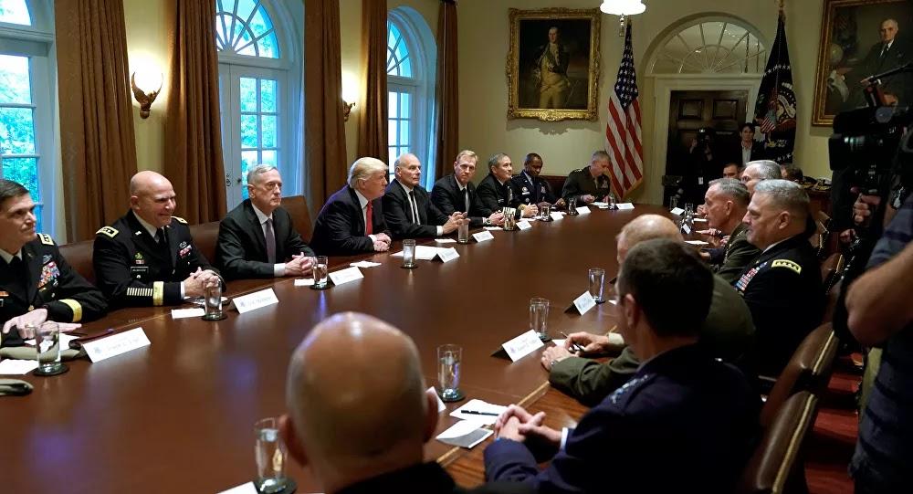 وكالة: اجتماع أمني موسع في البيت الأبيض تحسبا لهجمات محتملة في العراق
