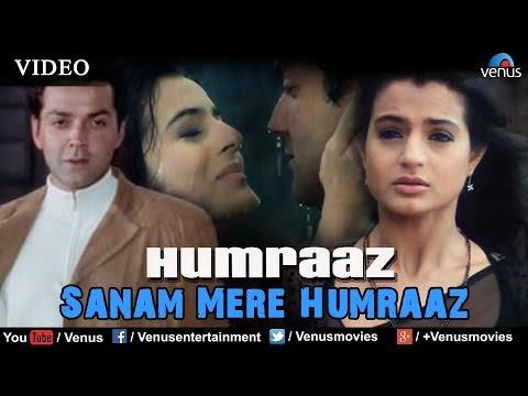 Sanam Mere Humraaz Song Download Humraaz 2002 Hindi