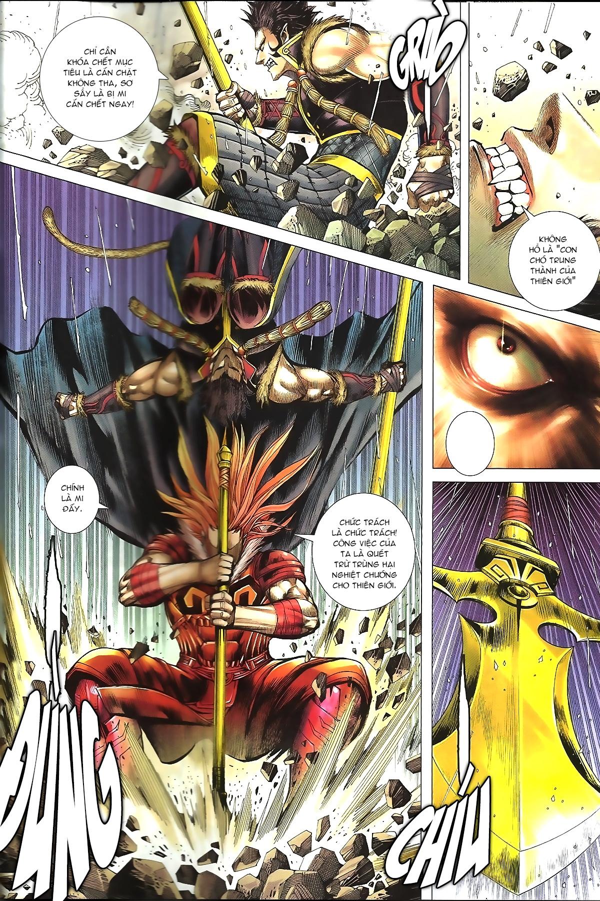Tây Du chapter 35: hầu vương sống lại trang 10