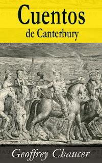 Portada del libro cuentos de canterbury para descargar en pdf