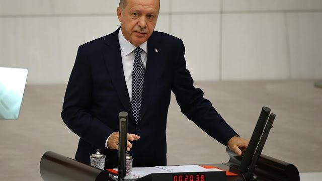 Ο Ερντογάν απορρίπτει κάθε αμφισβήτηση της συμφωνίας με τη Λιβύη