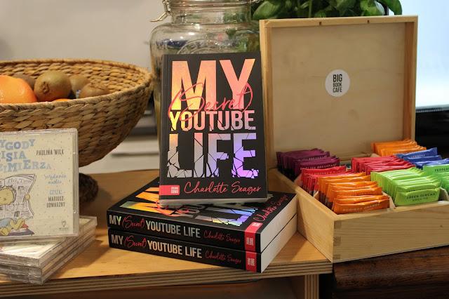 """Kłamstwa YouTuberów czyli konferencja premiery książki """"My (secret) YouTube life"""""""