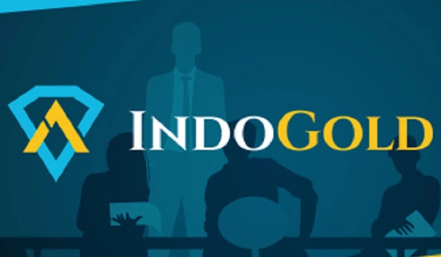 Aplikasi Indogold, jual-beli dan investasi emas