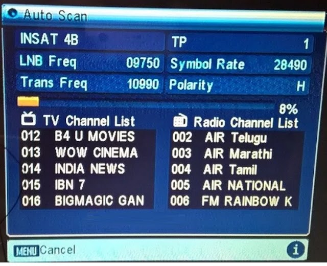 What is free to air TV channels?