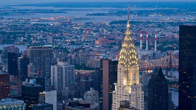 Chyrsler Building em Nova York