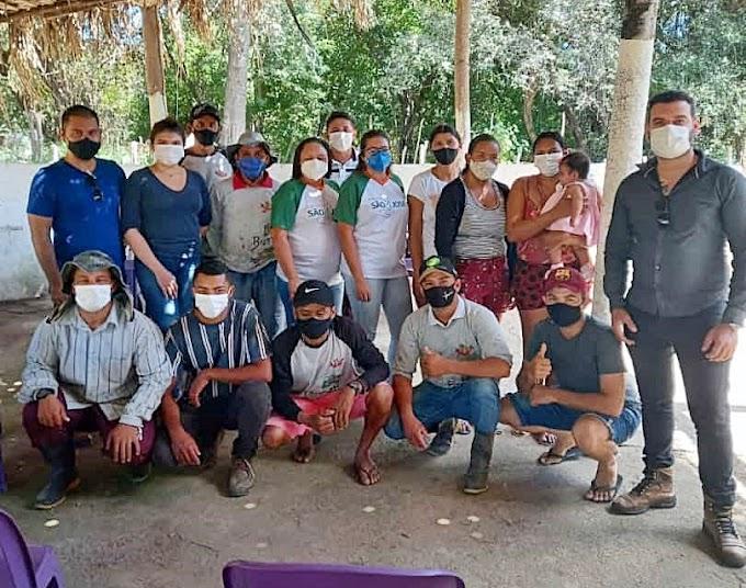 Realizada visita de campo às cooperativas de Cariré que manifestaram interesse para acesso ao mercado e inclusão produtiva