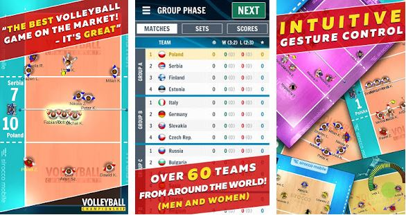 Download Volleyball Championship MOD APK 1