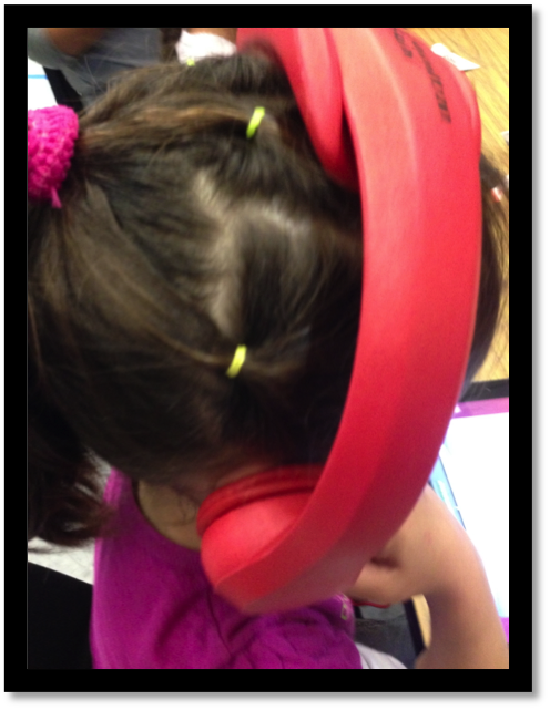 Hamilton Buhl headphones, flex-phones for children