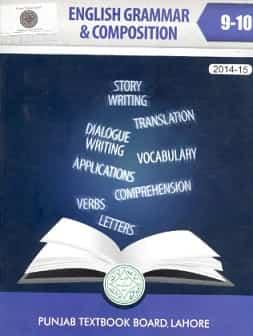 9th class English grammar book punjab board pdf download
