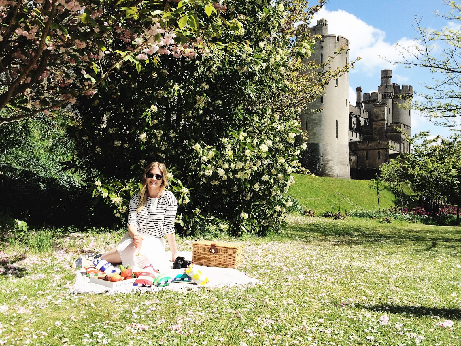 Arundel Castle, things to do in West Sussex, UK lifestyle blog, Dalry Rose