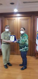 Pemkot Jakut dan KSOP Marunda Bersinerji Bangun Potensi Wilayah