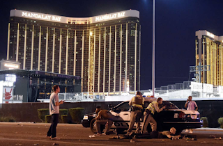 Vegas Shooter Passed All Federal Background Checks, Had Ingredients For BOMB In His Vehicle