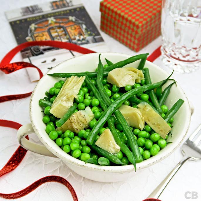 Recept Luxe groentemelange voor je kerstdiner