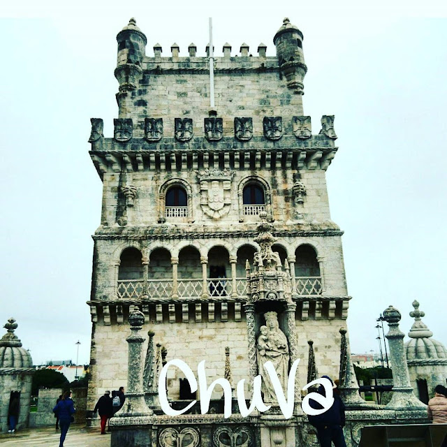 historia río piratas torre Belém