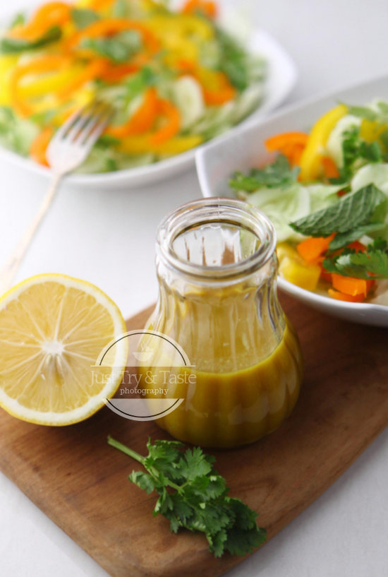 Resep Honey Mustard Salad Dressing JTT