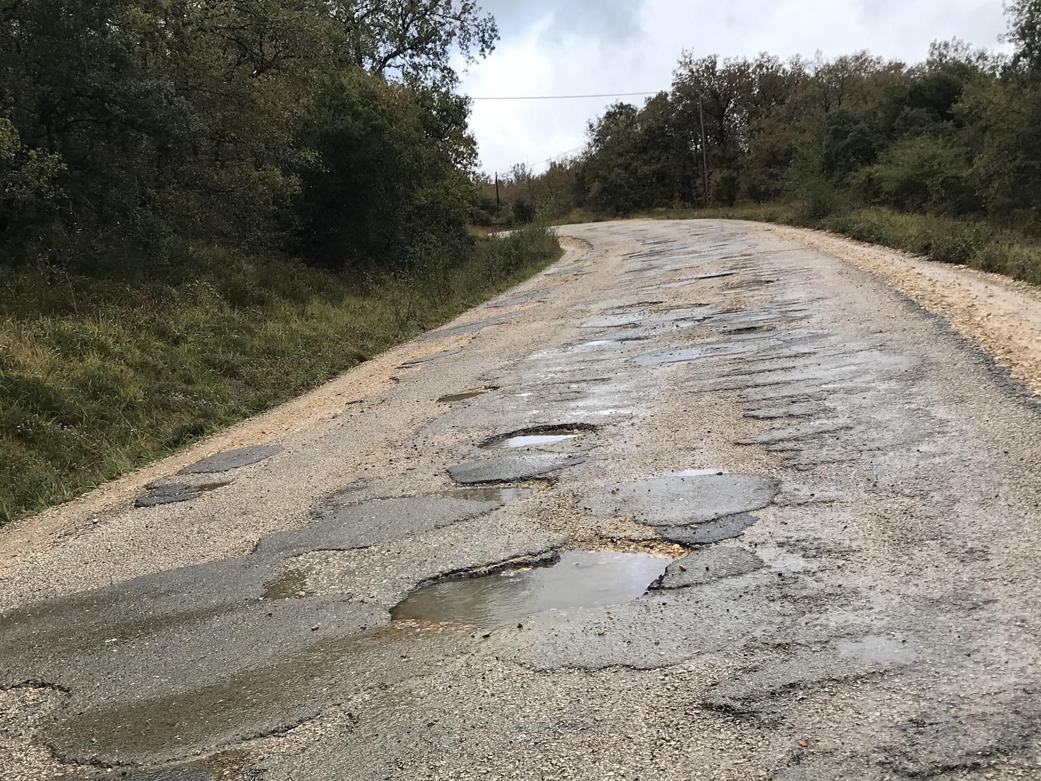 El PP cree que el presupuesto olvida inversiones necesarias, como el arreglo de la carretera entre Santa Olaja y Angulo.
