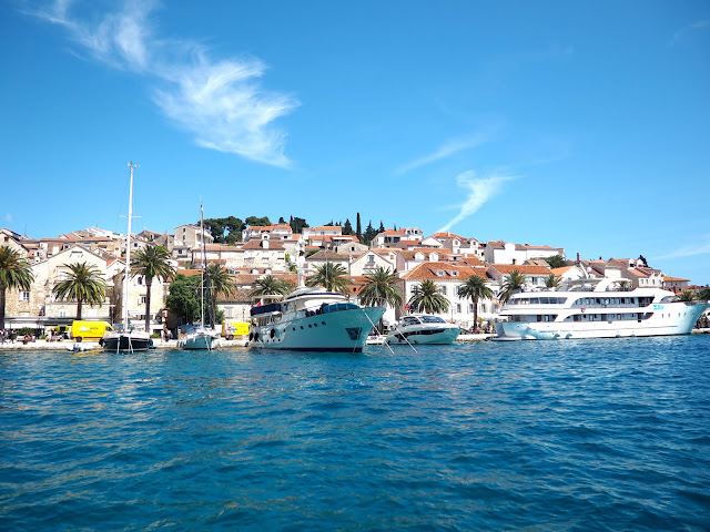 Hvar, Dalmatian Coast Islands, Croatia