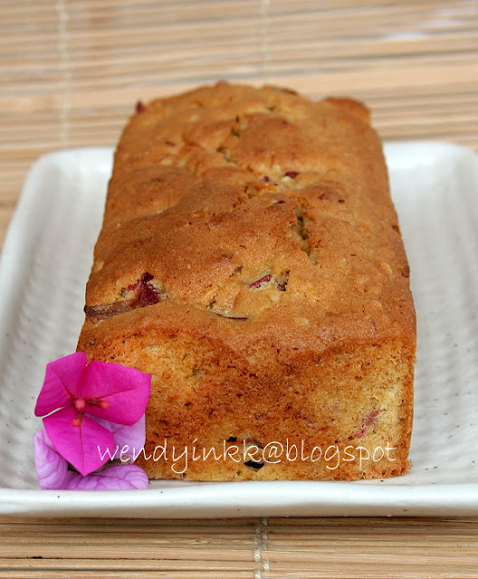 Madeira Cake Recipe Using Cup Measurements